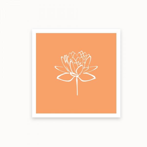 Lotus II | helles Butterscotch Beige | mirandolo basics
