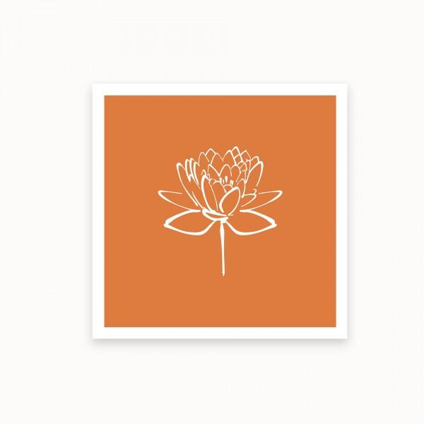 Lotus II | kräftiges Butterscotch Beige | mirandolo basics