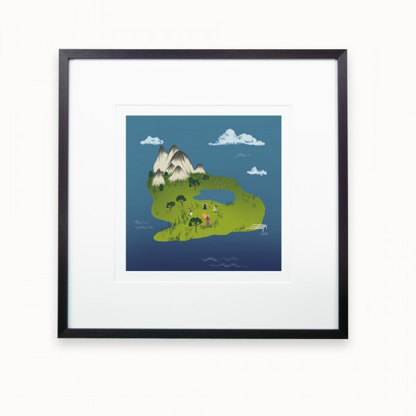Hexeninsel | mira Black