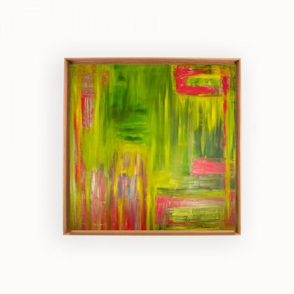 Grün | Ölgemälde