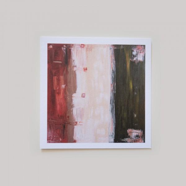Roter Staub, eine Straße und ein Rasen | Le Petit Art